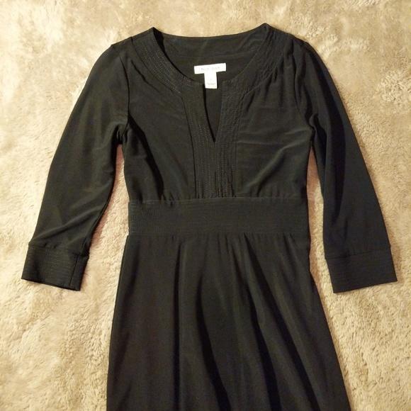 White House Black Market Dresses Sale Whbm Black Dress With 34